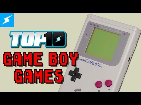 Top 10 Game Boy Games