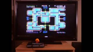 Pepper II (Colecovision Flashback) by DuggerVideoGames