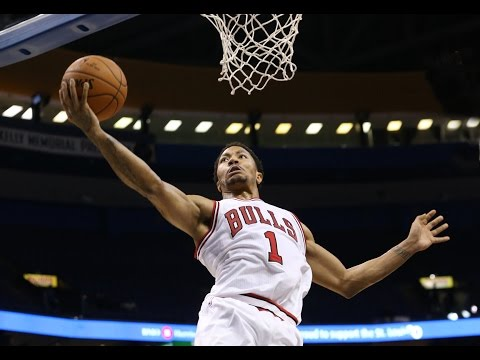 Back - Get ready for Derrick Rose to return to the court tonight by checking out some of his best highlights throughout his career! About the NBA: The NBA is the premier professional basketball...