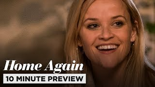Nonton Home Again | 10 Minute Preview | Film Clip | Own it now on Blu-ray, DVD & Digital Film Subtitle Indonesia Streaming Movie Download