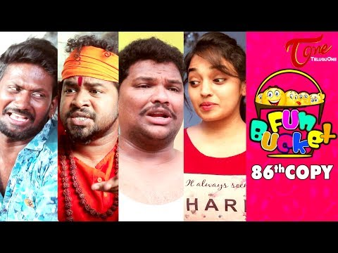 Fun Bucket | 86th Episode | Funny Videos | by Harsha Annavarapu | #TeluguComedyWebSeries