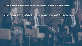 Click to play: Florida Chapters Banquet Discussion