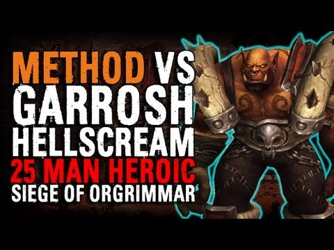 method - http://www.methodwow.com/ http://www.facebook.com/methodeu https://twitter.com/methodeu Edited by Rak PoV: Pottm (Hunter), Val (Priest), Perfecto (Rogue), Tr...
