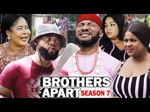BROTHERS APART SEASON 7 - Yul Edochie New Movie 2020 Latest Nigerian Nollywood Movie Full HD