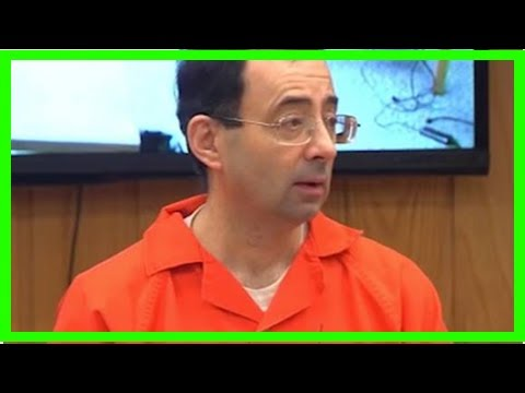 Michigan State University Reaches HALF-BILLION DOLLAR Settlement With Larry Nassar's Victims!