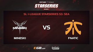 Mski vs Fnatic, game 2