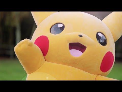 UK: Come visit Pikachu Valley!