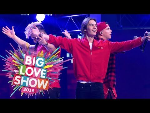MBAND на Big Love Show 2016 (видео)