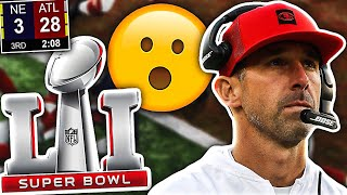 The ONE PLAY Kyle Shanahan Wishes He Had Back Before The Falcons BLEW a 28-3 Super Bowl Lead by Total Pro Sports