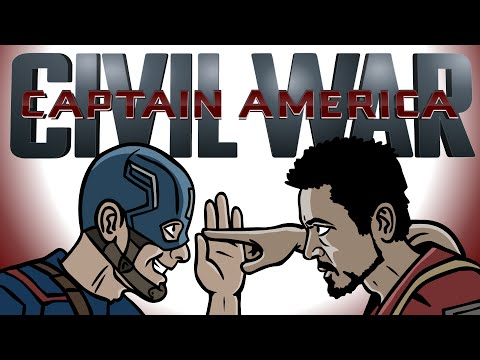 Video Captain America Civil War Trailer Spoof - TOON SANDWICH download in MP3, 3GP, MP4, WEBM, AVI, FLV January 2017