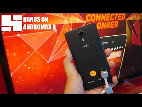 Hands On Smartfren Andromax R