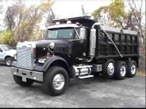 Грузовики Used 2006 Freightliner Dump Truck