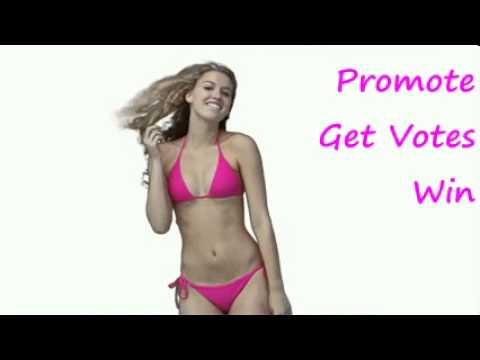 Bikini Beach Shop Models Contest