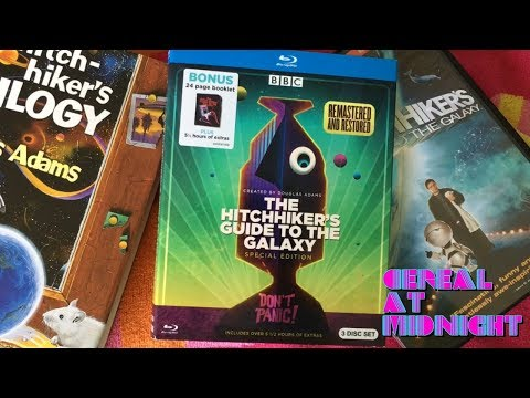Hitchhiker's Guide To The Galaxy - BBC Blu-ray Review