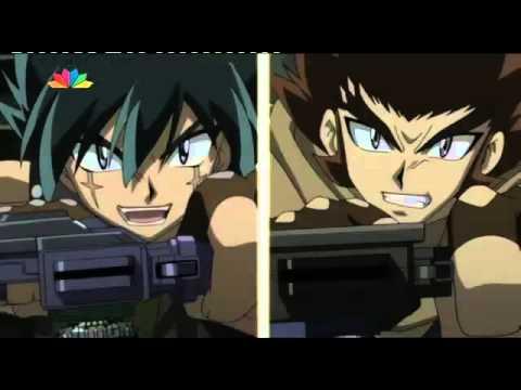 Beyblade Metal Fury Επεισόδιο 19 Στα Ελληνικα - YouTube