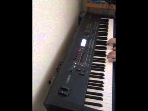 Yamaha Mox Strings Bank Demo - 024 - Octave Ensemble