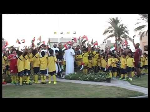 Flag day in Al Wasl Academy 03 11 2015