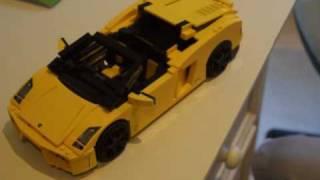 Lego Racers - Lamborghini Gallardo LP560-4