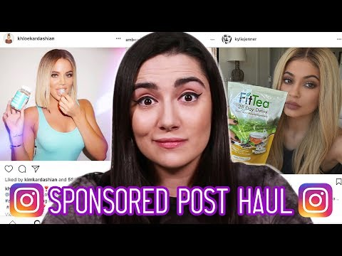 I Bought The First 5 Things Insta Celebs Recommended To Me (видео)