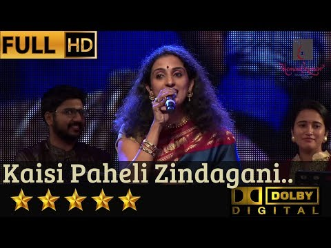 Kaisi Paheli Zindagani - कैसी पहेली ज़िन्दगानी from Parineeta (2005) by Divya Raghvan