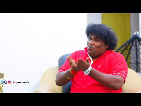 """ Neither me nor the director knows balloons story "" funny convo with yogi babu"