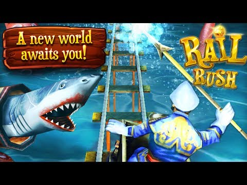 Rail Rush: Undersea World Thumbnail