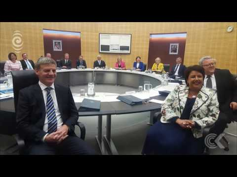 PM Bill English says he39s not a feminist, his deputy is most days
