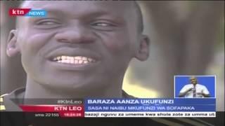John Baraza Alieyestaafu Sasa Ni Naibu Mkufunzi Wa Sofapaka