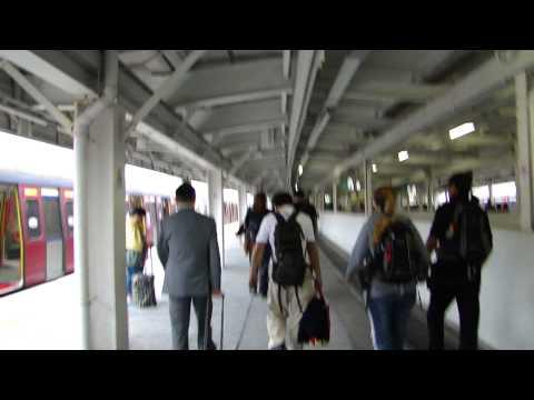 De metrô até Shenzhen