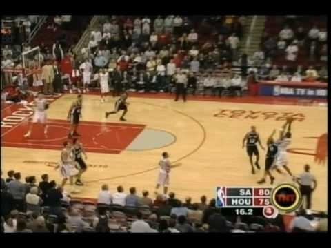 In light of T-MAC attempting to start his pro baseball career, does anyone remember the last 33 seconds of this spurs rockets game from 2009? T-MAC does.