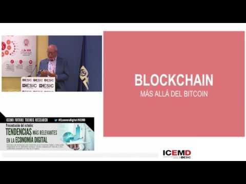 Tendencias más relevantes en la Economía Digital – Joost van Nispen (Presidente de ICEMD)