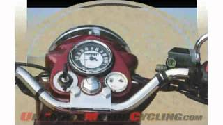 7. 2011 Royal Enfield Bullet C5 Military - Features