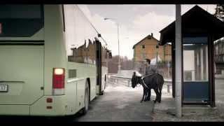Awesome Norwegian Ad For Guide Dogs