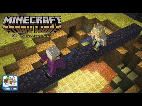 Minecraft: Story Mode - Episode 8: A Journey's End?, Chapter 5 (Xbox One Gameplay)