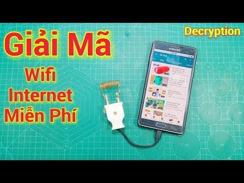 Giải Mã Wifi internet Miễn Phí Từ Phích Cắm Và Dây Đồng - Thời lượng: 10:20.