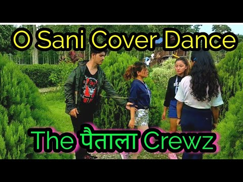 (O sani ।। ओ सानी ।। Cover Dance Video ।। The पैताला Crewz ।। - Duration: 5 minutes, 40 seconds.)