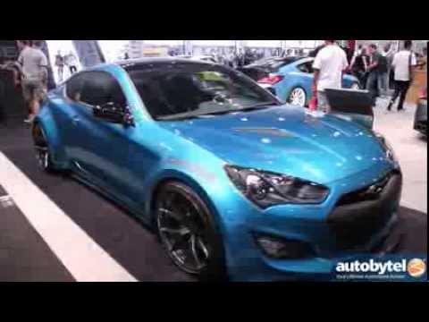 SEMA 2013: JP Edition Hyundai Genesis Coupe Turbo R-Spec
