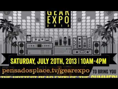 Pensado Vintage King Gear Expo 2013