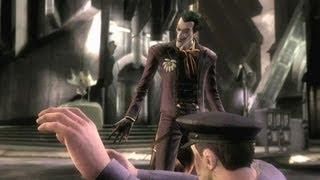 Injustice: Gods Among Us - Joker vs Lex Luthor Gameplay Trailer