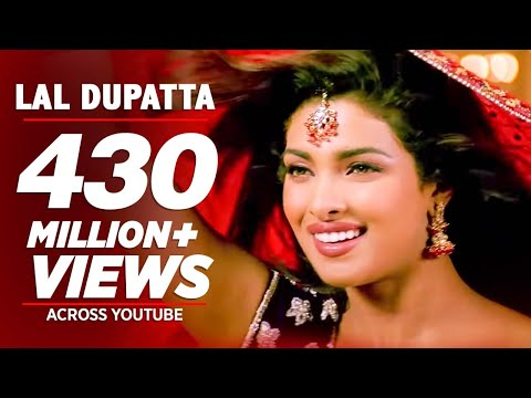Lal Dupatta Full HD Song Mujhse Shaadi Karogi Salman Khan Priyanka Chopra