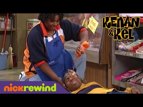 Kel Can't Live Without Soda | Kenan & Kel | NickSplat