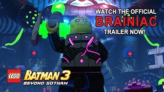 Видео LEGO Batman 3: Beyond Gotham