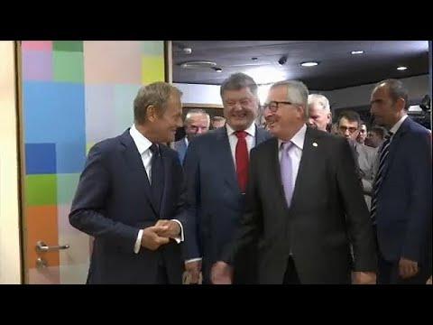Kiew macht in Brüssel Front gegen Nord Stream 2