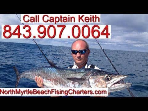 North Myrtle Beach Fishing Charters (843) 907-0064 Fishing Charters in Myrtle Beach