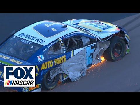 "Radioactive: ISM Raceway - ""The No. 9 just (expletive) himself."" | NASCAR RACE HUB"