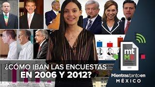 Video ¿Cómo iban las encuestas en 2006 y 2012? I Mientras Tanto en México MP3, 3GP, MP4, WEBM, AVI, FLV Mei 2018