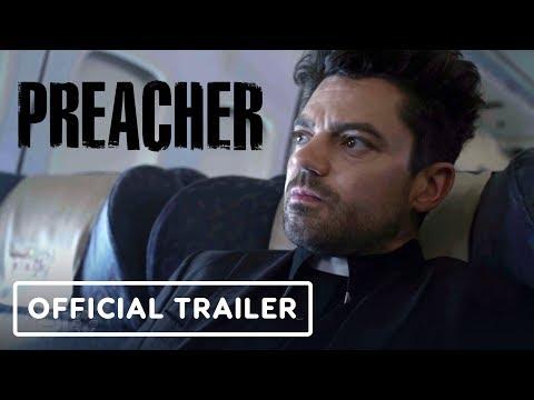 Preacher: Season 4 Exclusive Official Trailer - Comic Con 2019