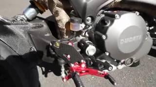 9. My Customised Ducati Monster 796 2011