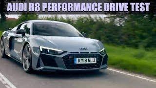 Fifth Gear's Audi R8 Performance Drive Test | Fifth Gear by Fifth Gear