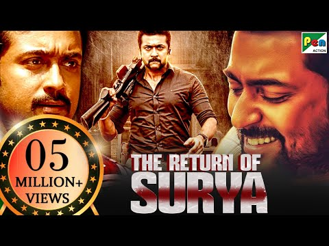 The Return Of Surya (2019) New Released Full Hindi Dubbed Movie | Suriya, Keerthy Suresh